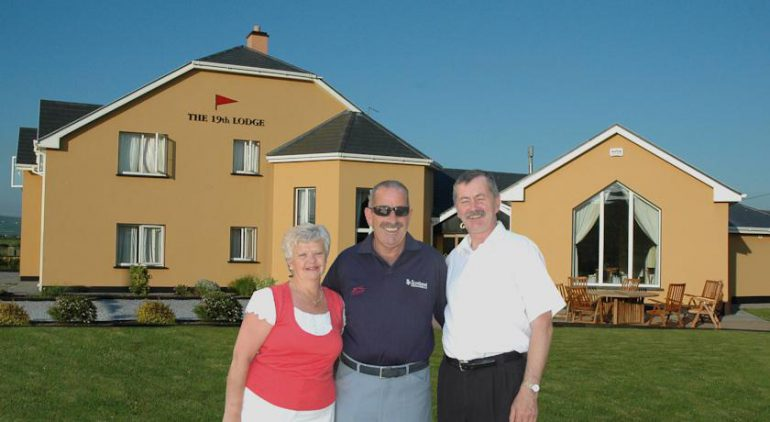 golf bed and breakfast ballybunion