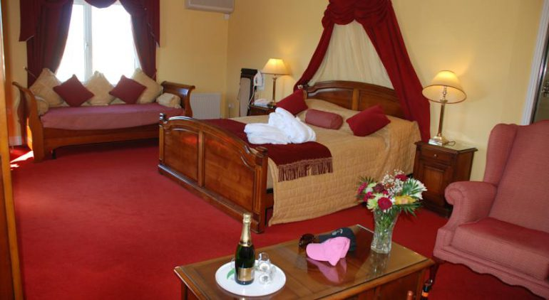 ballybunion golf bed and breakfast