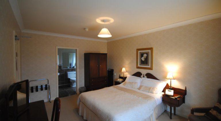 Ardree House B&B bedroom