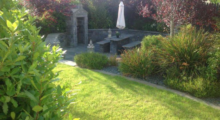 Ballyard Tralee Bed and Breakfast Garden