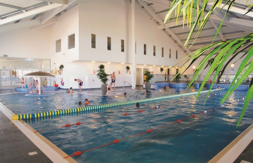 Banna Beach Self Catering Indoor Pool