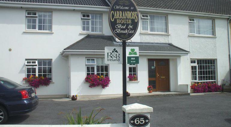 Carranross House Killarney B&B