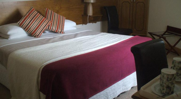 Carranross House Killarney B&B Bedroom