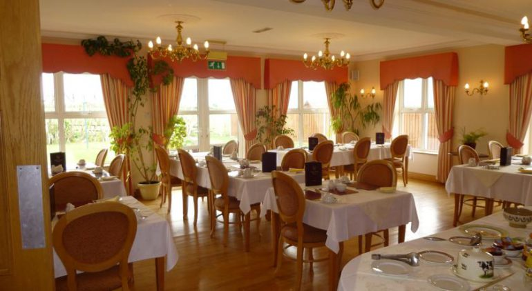 Cashen Course B&B Dining