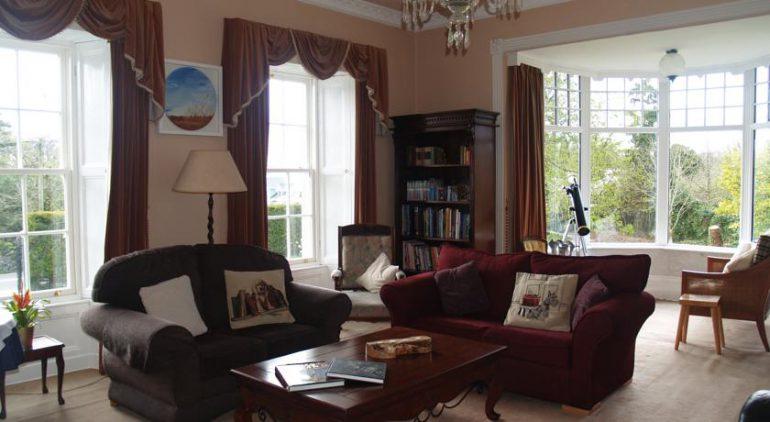 Castlemorris House Bed and Breakfast Ballymullen Tralee Lounge