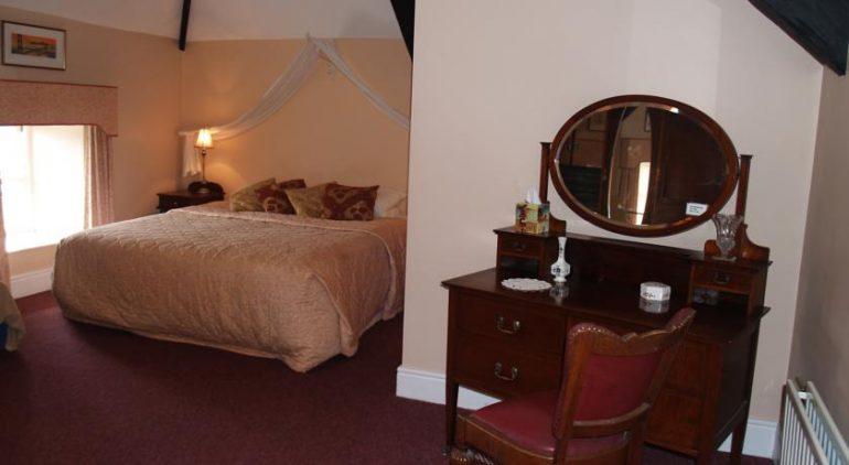 Castlemorris House Bed and Breakfast Ballymullen Tralee Bedroom