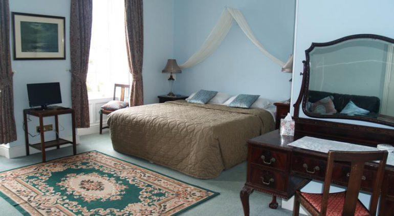 Castlemorris House Bed and Breakfast Tralee large bedroom