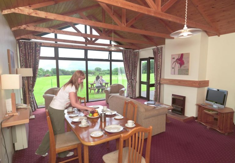 Castlerosse Holiday Homes Killarney breakfast