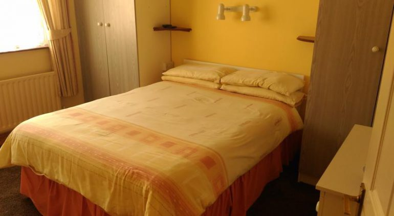 Conn Oriel Tralee Town B&B bedroom
