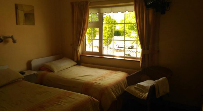 Conn Oriel B&B Tralee bedroom