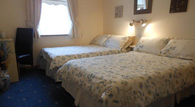 Kingdom View Bed and Breakfast Beaufort bedroom