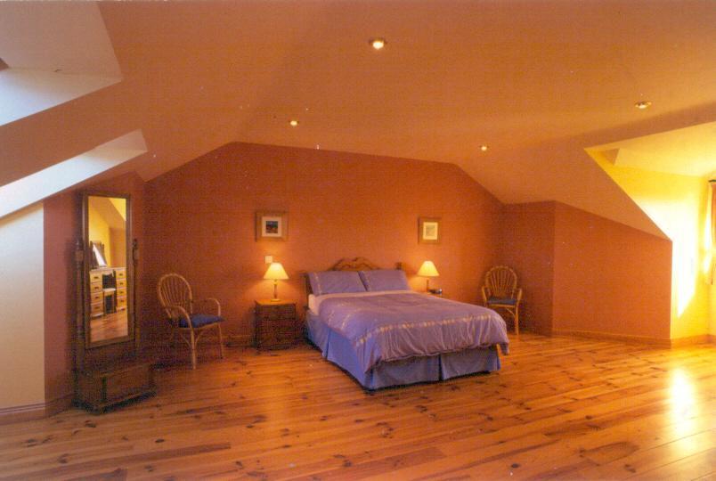 Radharc na Mara Holiday Homes Dingle Bedroom