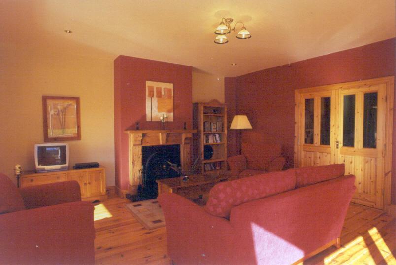 Radharc na Mara Holiday Homes Dingle Lounge