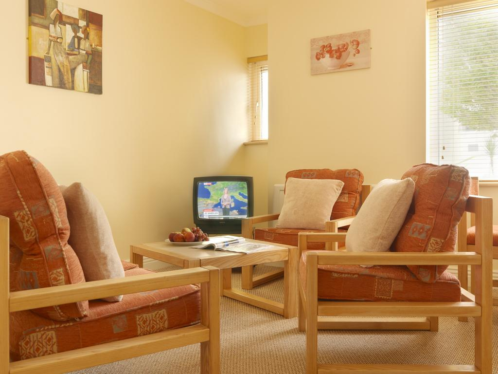 Tralee Town Centre Apartments Lounge