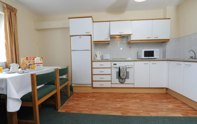 Tralee Town Centre Self Catering Kitchen