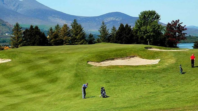 Kerry Golf Courses - Killarney