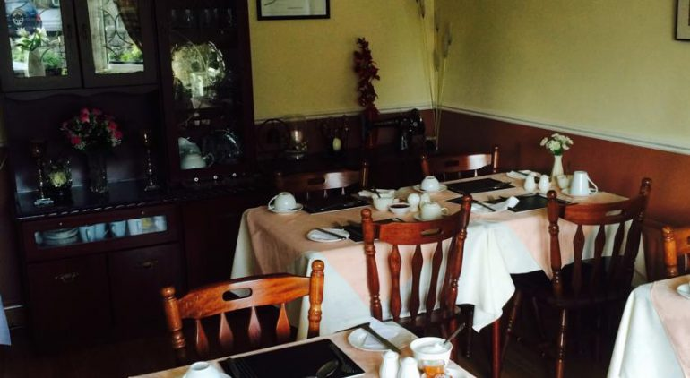 Maureens B&B Tralee Breakfast