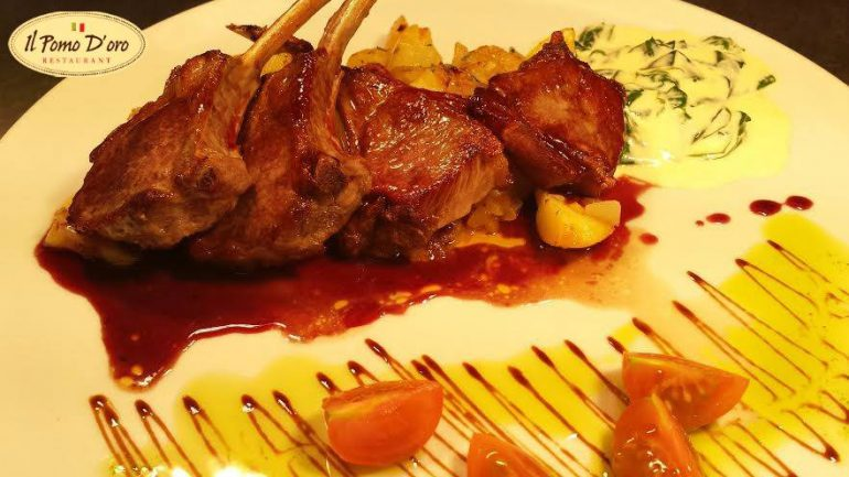 Il Pomo Doro Best Restaurant Tralee