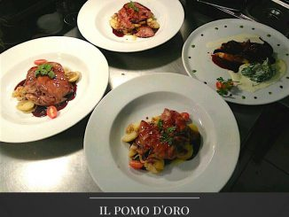 Il Pomo Doro Italian Restaurant in Tralee
