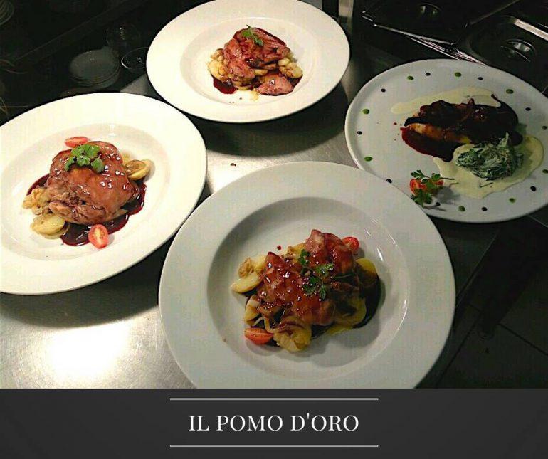 Il Pomo Doro Tasty Restaurant Tralee