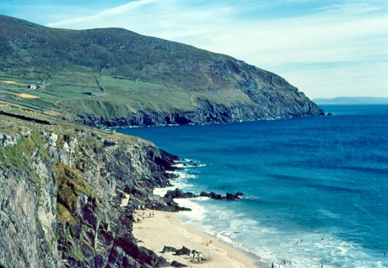 Coumeenole Beach and Slea Head