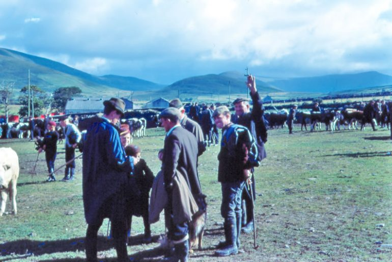 Dingle Fair August 1968