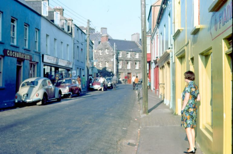 Strand Street Dingle in 1968