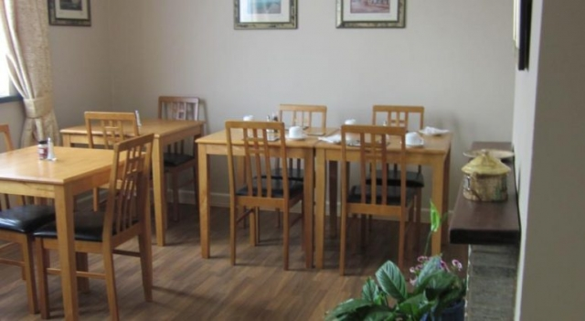 Dingle Atlantic Lodge B&B breakfast room