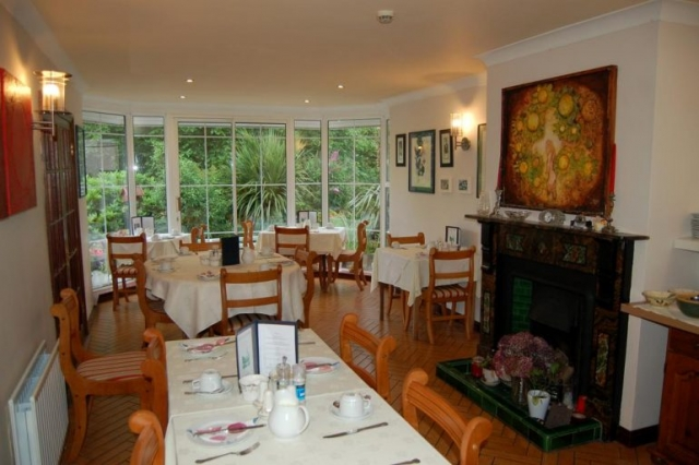 Grove Lodge b&b killorglin breakfast
