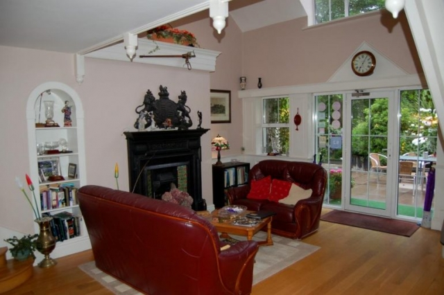 Grove Lodge b&b killorglin lounge