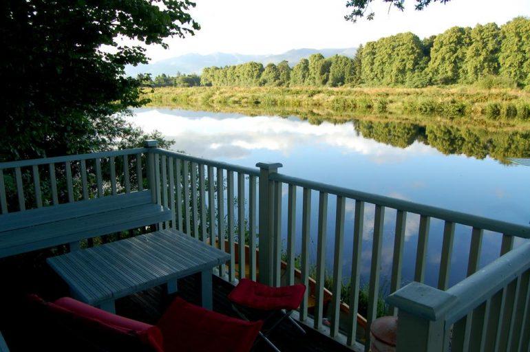 Grove Lodge b&b killorglin balcony