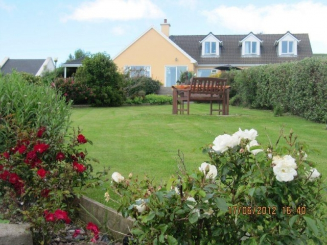 The Plough Ventry B&B Garden