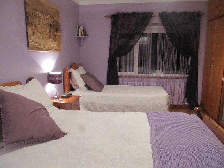 The Plough Ventry B&B Bedroom 2