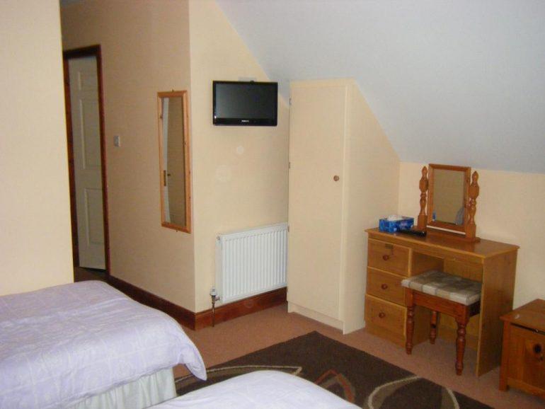Ashfield Kenmare Bed and Breakfast bedroom 2