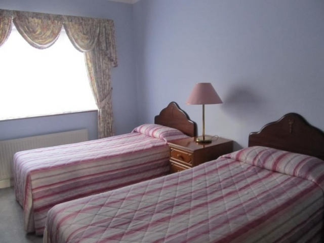 Neidin House B&B Kenmare Twin Bedroom