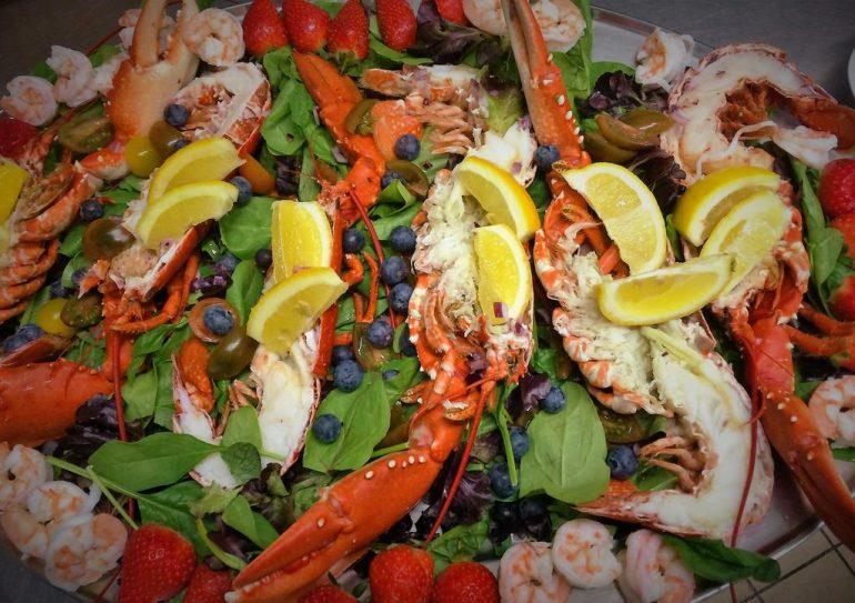 The Coastguard Ballydavid Seafood Restaurant