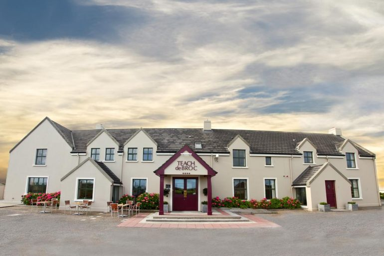 hotels in ballybunion - teach de Broc