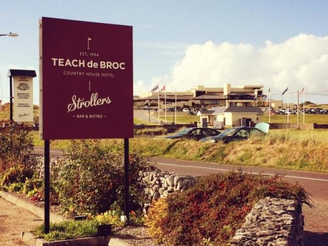 Teach de Broc Hotel Ballybunion