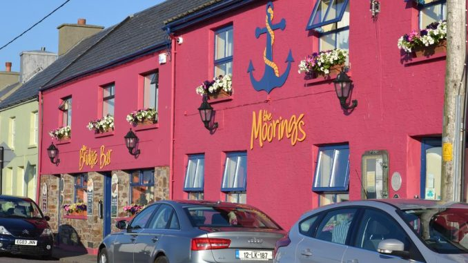 Portmagee Hotels The Moorings