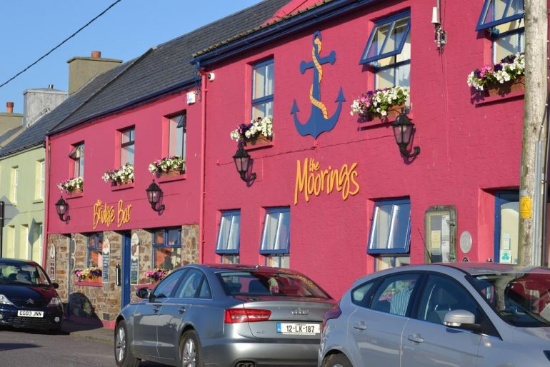 Portmagee hotels - The Moorings