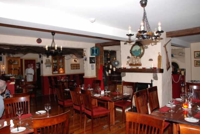 The Moorings Portmagee Restaurant