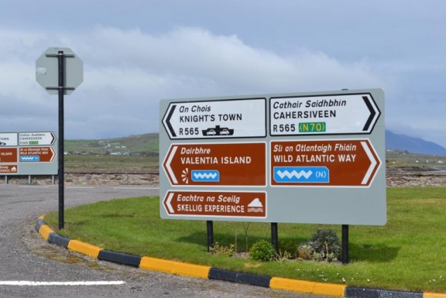 The Moorings Portmagee location
