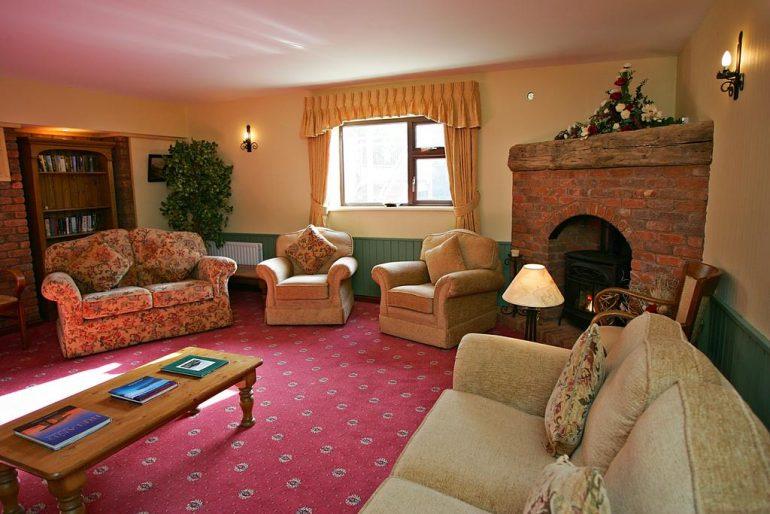 Kerry Ocean Lodge Lounge