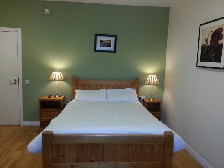 glenbeigh b&b Kerry Ocean Lodge bedroom 2
