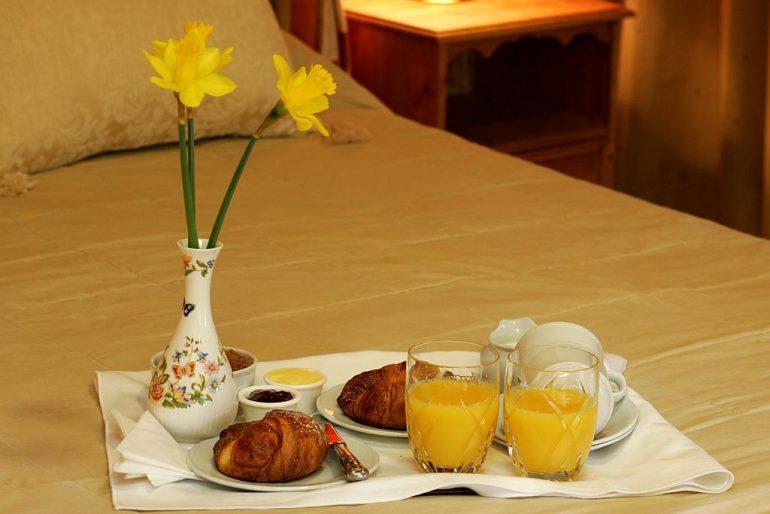 Kerry Ocean Lodge Breakfast