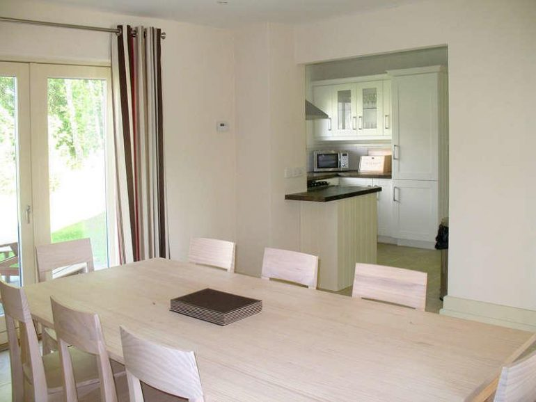 dunkerron woods self catering kenmare dining