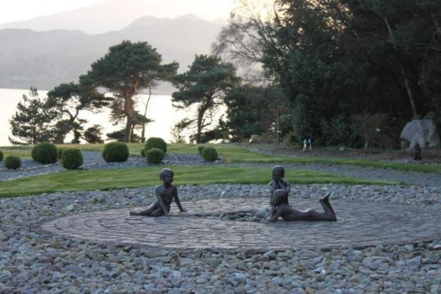 Lakeshore Lodge Killorglin Garden View
