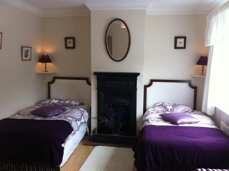 Sea Breeze Cahersiveen B&B Bedroom 2