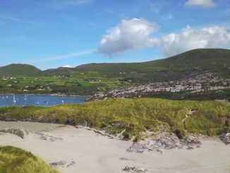 Ring of Kerry drone video