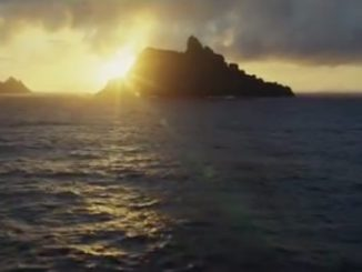 The Last Jedi Skellig Michael